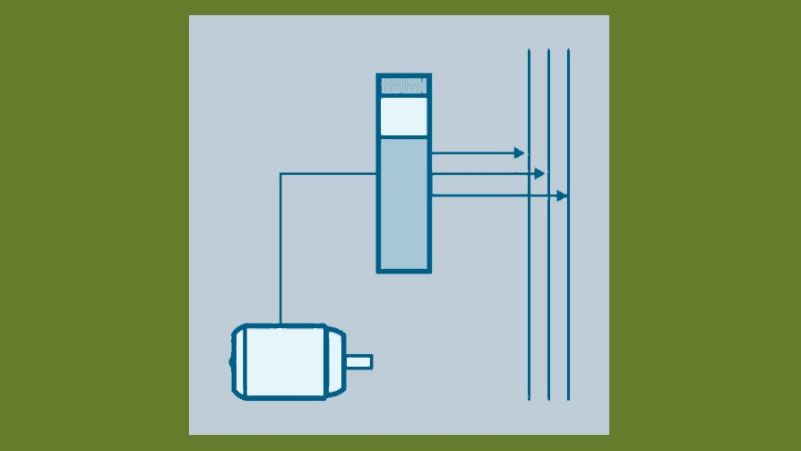 drives energy efficiency - regenerative feedback