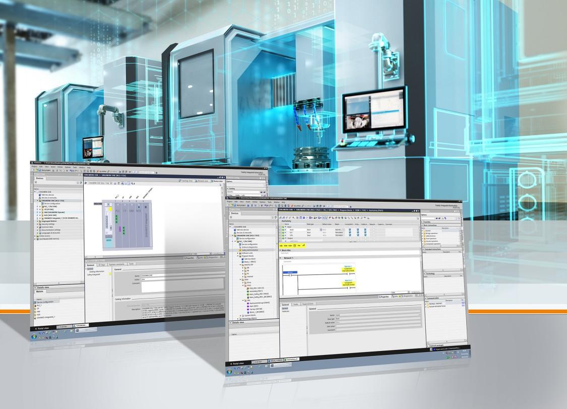 SINUMERIC CNC otomasyon sistemi