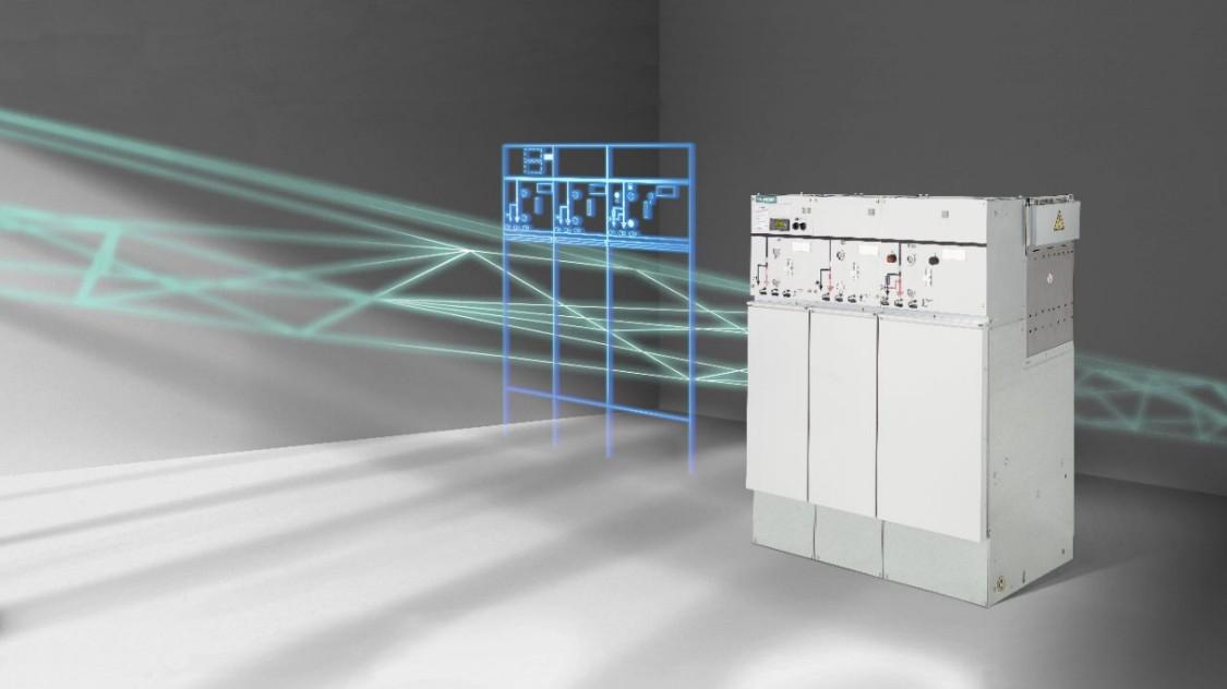 Комплектное распределительное устройство с газовой изоляцией среднего напряжения типа 8DJH — устройство, которое подходит под любые Ваши требования