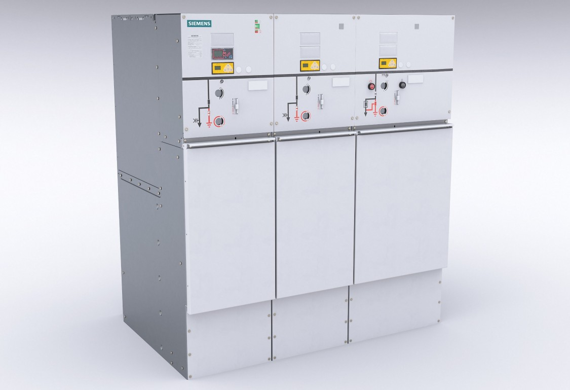 Medium-voltage switchgear 8DJH 36