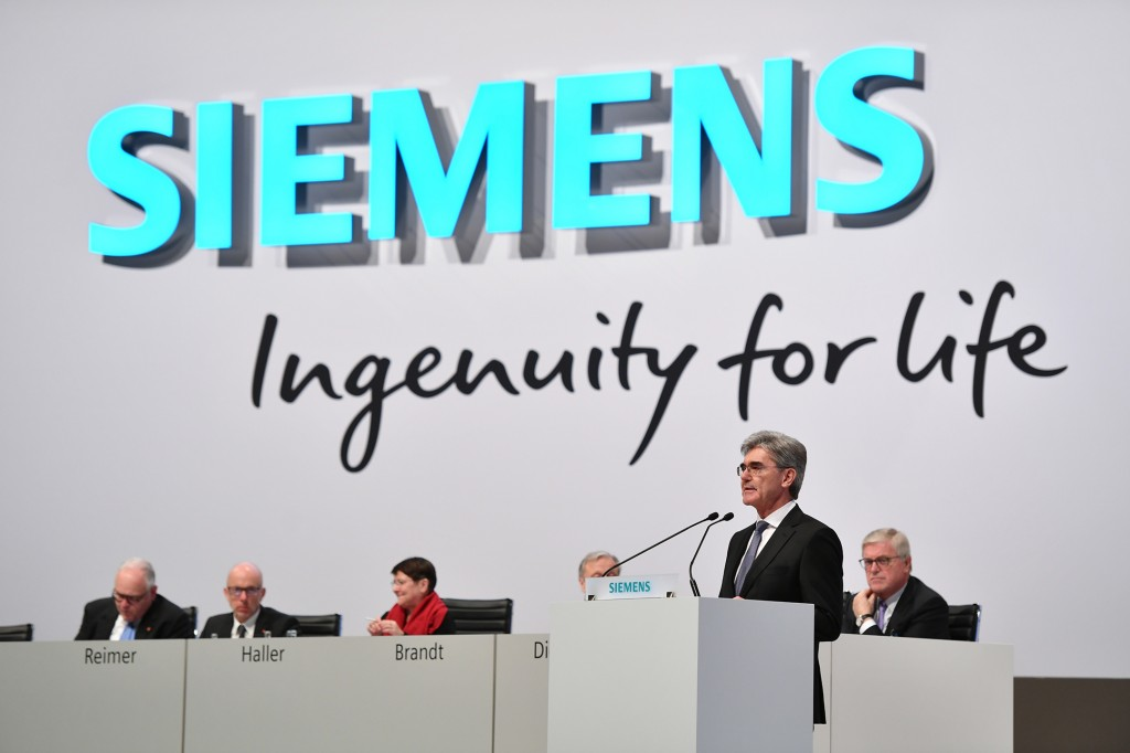 54rd Annual Shareholders' Meeting of Siemens AG