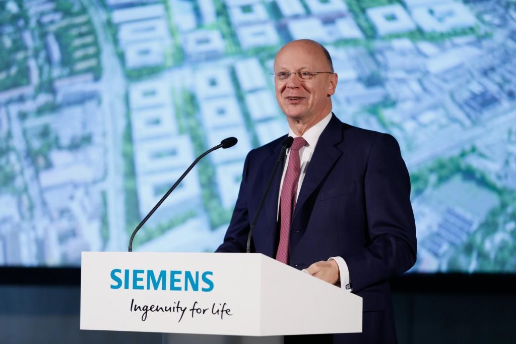 Prof. Ralf P. Thomas, CFO und Mitglied des Vorstands der Siemens AG