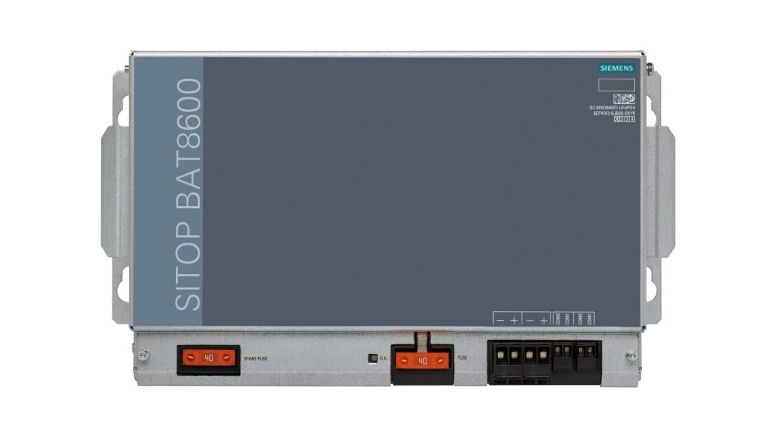 BAT8600 LiFePO4 battery module
