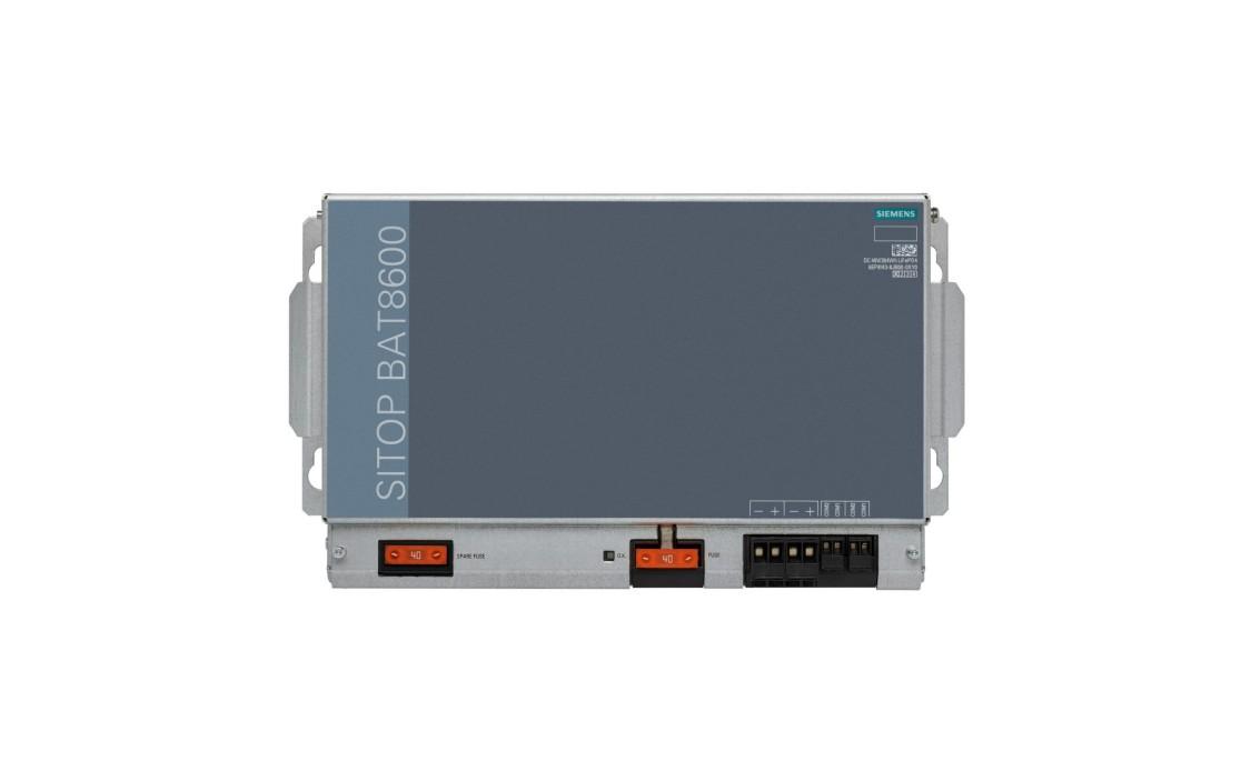 Pufferung bei Netzausfall 14 min/960 W, LiFePO4, 6EP4143-8JB00-0XY0