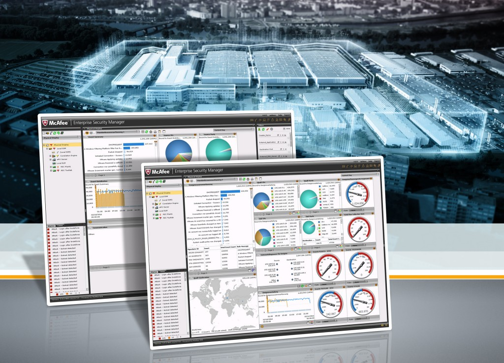 Siemens expands collaboration with Intel Security for industrial security solutions