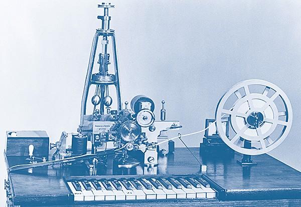 Siemens İlk telgraf