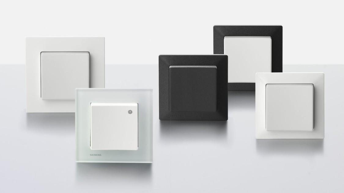 Siemens flush-mount sensors