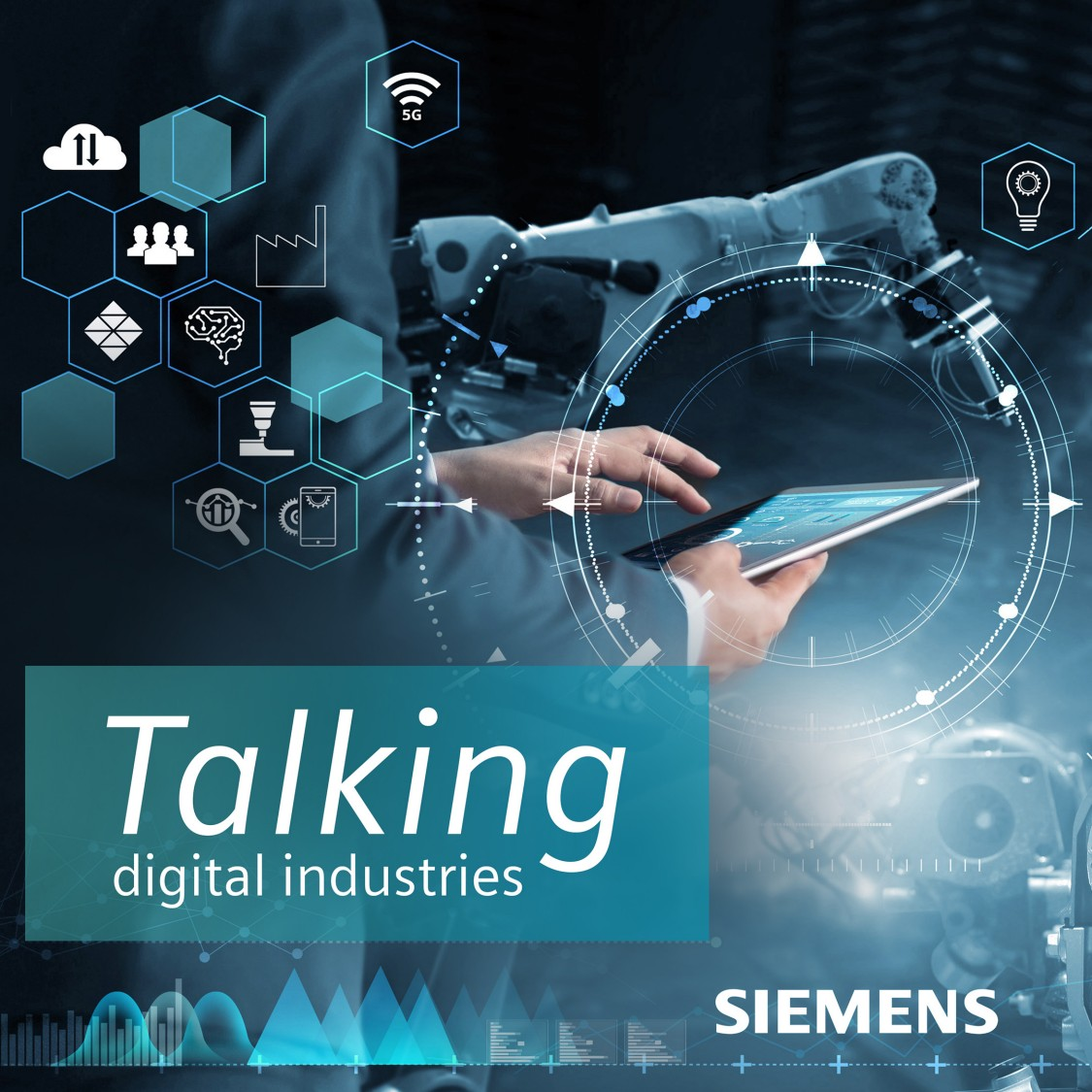 Talking digital industries – The podcast series for technologies and trends that drive industrial enterprises