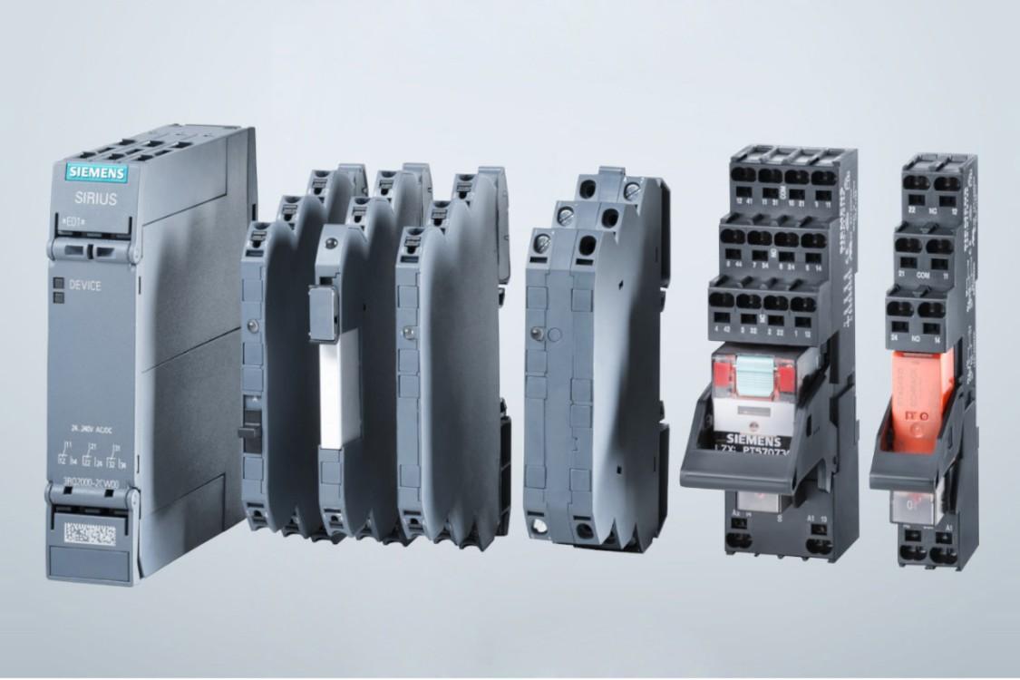 Relais de couplage et convertisseurs de signal