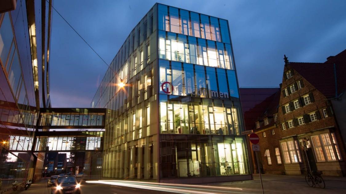 Siemens Gebäudetechnik bei Radio Bremen