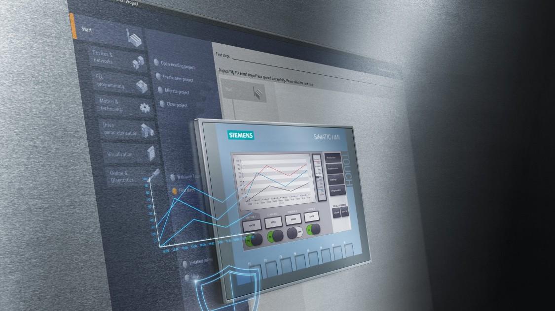 Basic HMI - Panel based