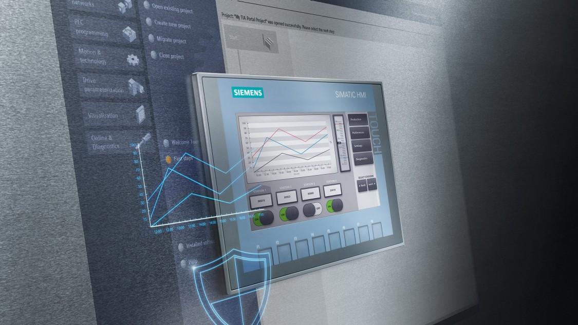 Software für Basic HMI - Panel based