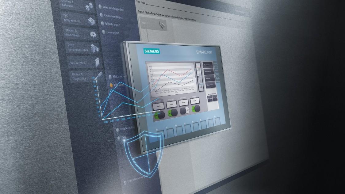 SIMATIC HMI 精简系列面板