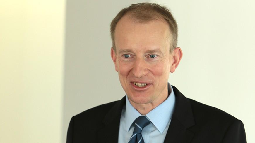Albrecht Neumann im Gespräch über den Mireo Plus H und den Klimawandel.