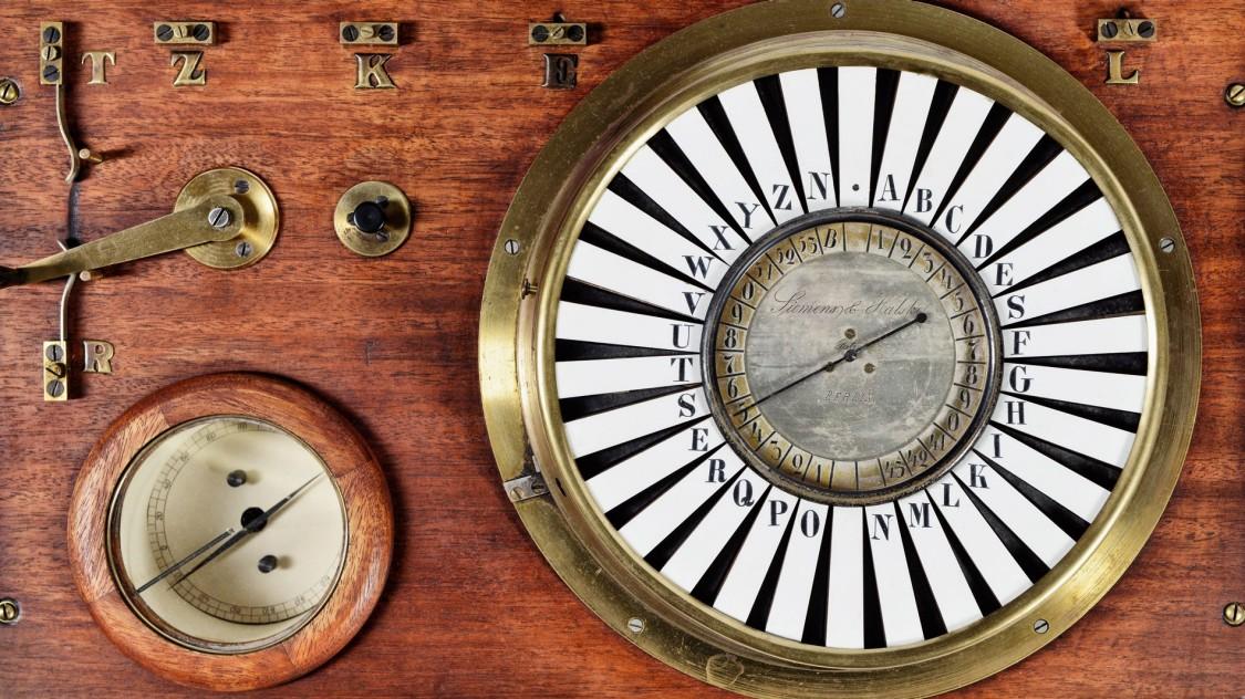 Siemens-Zeigertelegraf, 1847