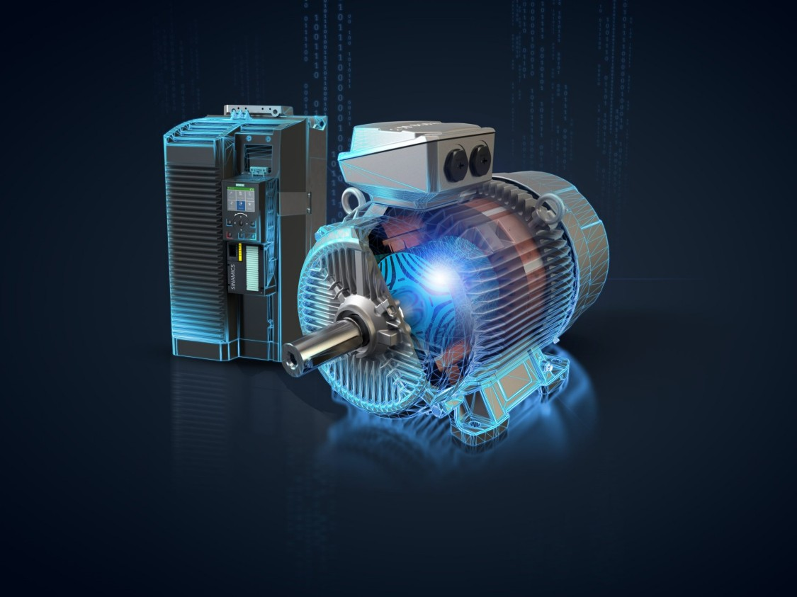 SIMOTICS reluctance motor