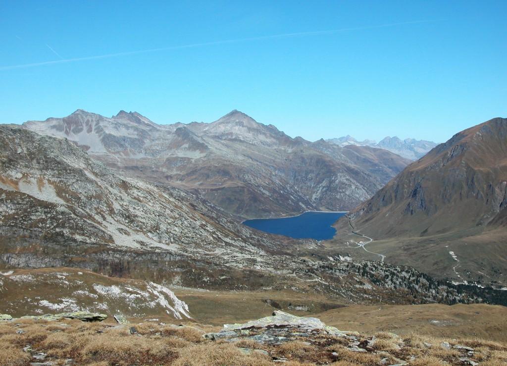Durch das Gotthardmassiv