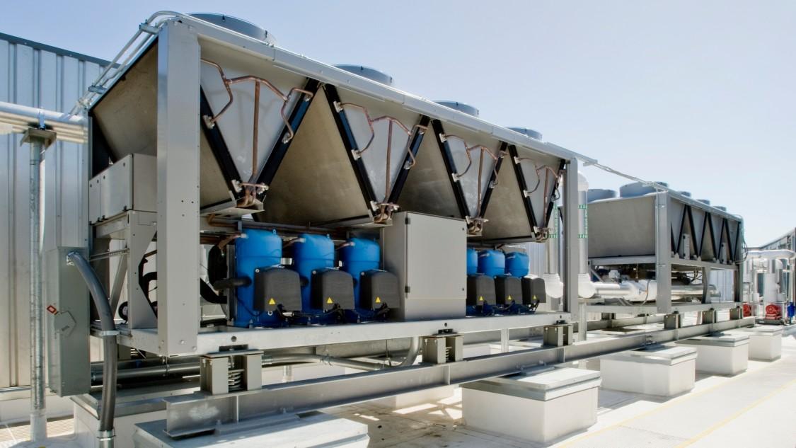 Додатки Climatix для чилер та теплових насосів