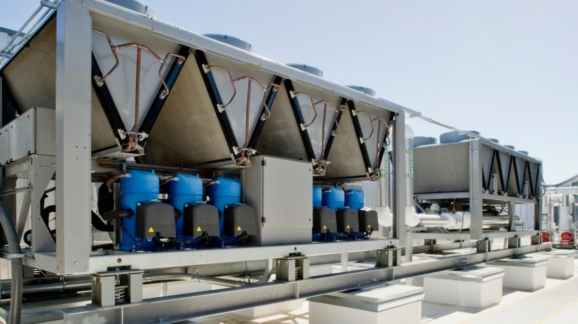 Climatix-besturingen zijn ontworpen voor een breed scala aan koel- en warmtepomptoepassingen.