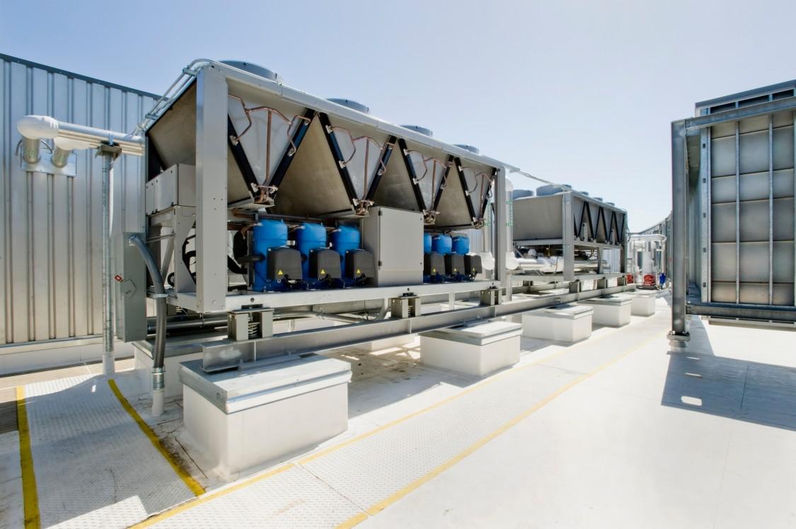 Siemens Gebäudetechnik | Data Center | Optimierung der Kühlanlage