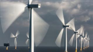Offshore wind farm Gunfleet Sands