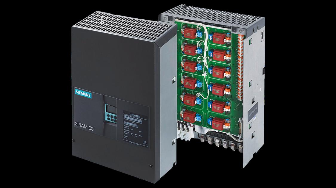 SINAMICS DCM - DC drives - control module