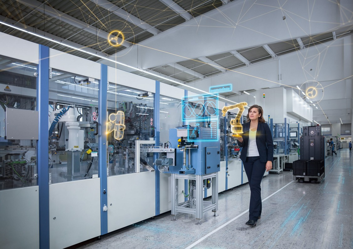 Tilverkningindustriens digitala transformation