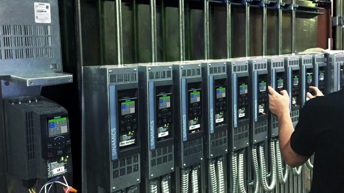 compact vector drive - SINAMICS UL 1 Kit drive enclosures
