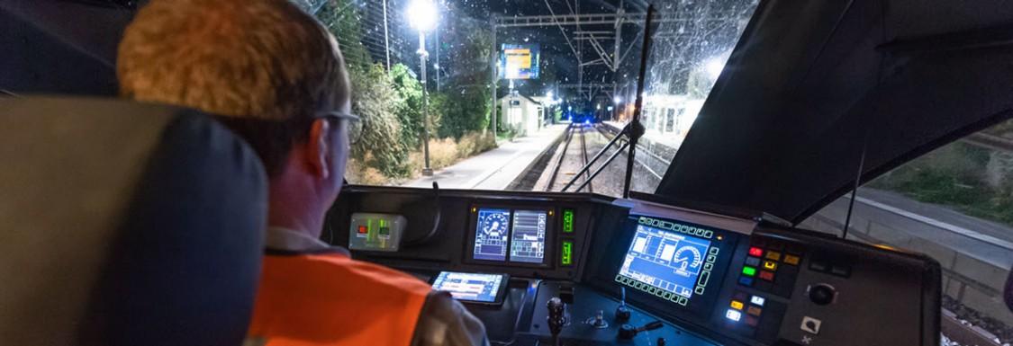Zug fährt vollautomatisch zwischen Lausanne und Villeneuve