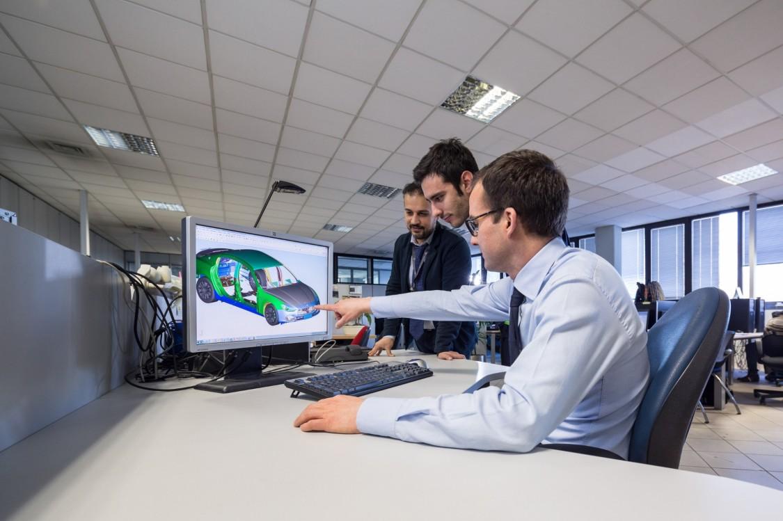 Siemens PLM software