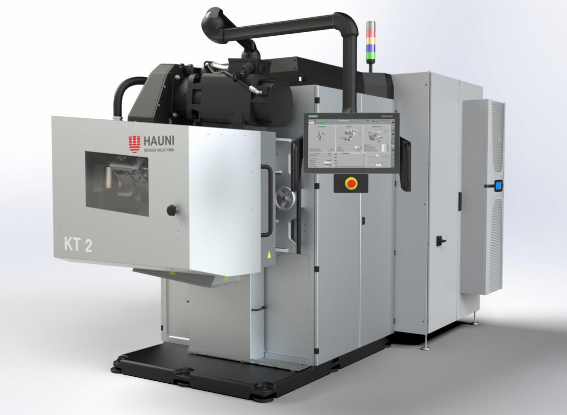 Bild Hauni Maschinenbau GmbH - KT 2