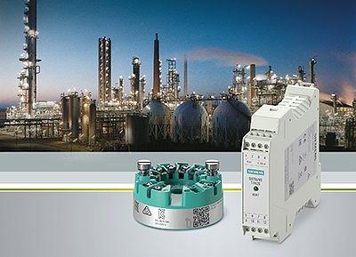 USA - Siemens instrumentation with WirelessHART