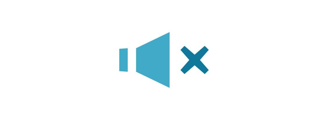 Icon noise emission