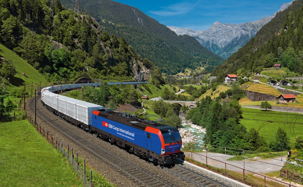 18 Vectron locomotives ordered
