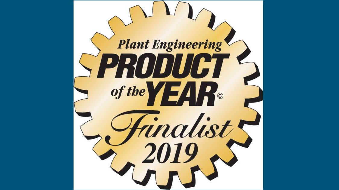 Plant Engineering 2019 Product of the Year Finalist