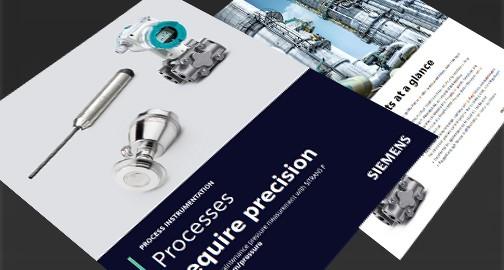 USA - Pressure Transmitter brochure - 12 page