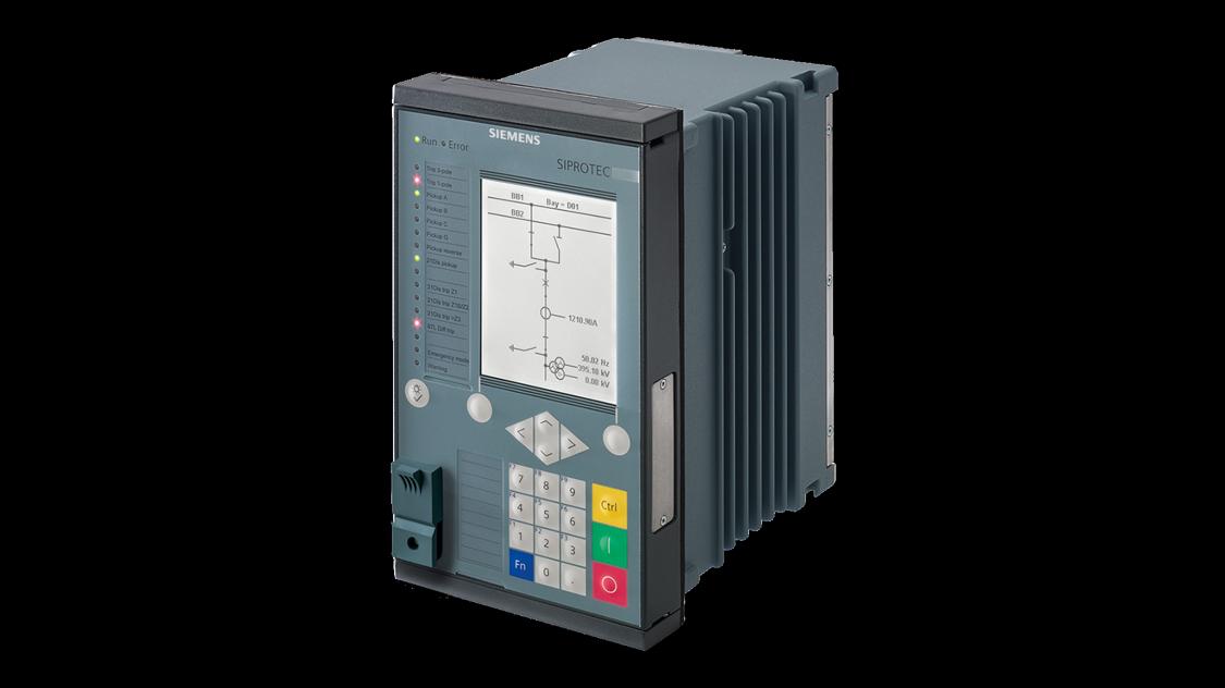 Leitungsdifferential- und Distanzschutz – SIPROTEC 7SL87