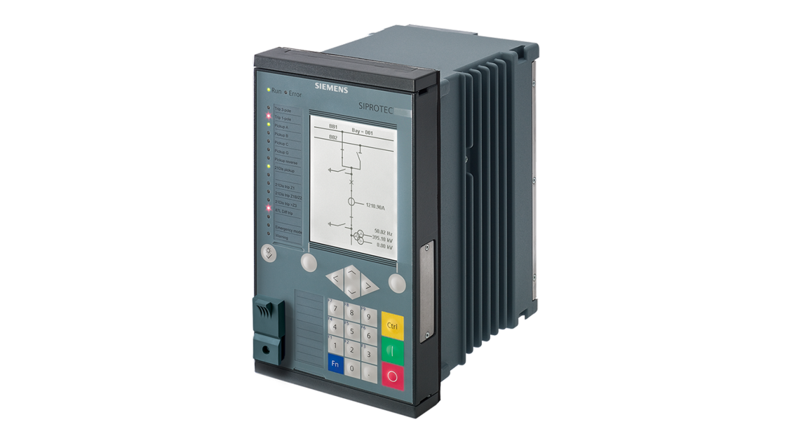 Overcurrent and feeder protection – SIPROTEC 7SJ82
