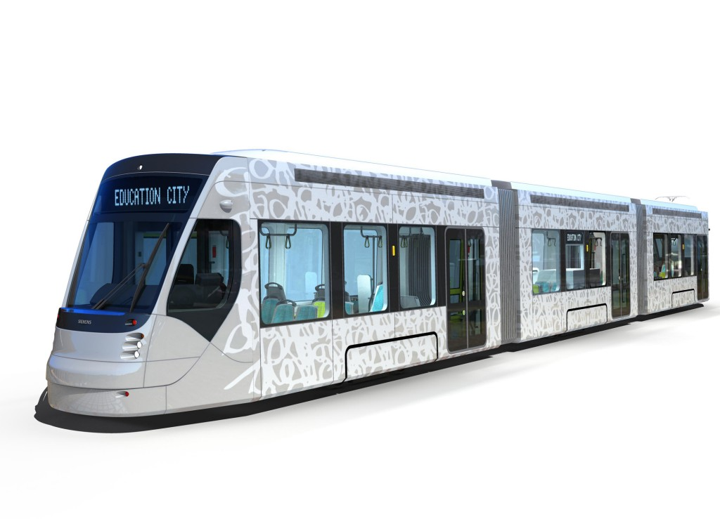 Qatar Foundation to get turnkey tram system from Siemens