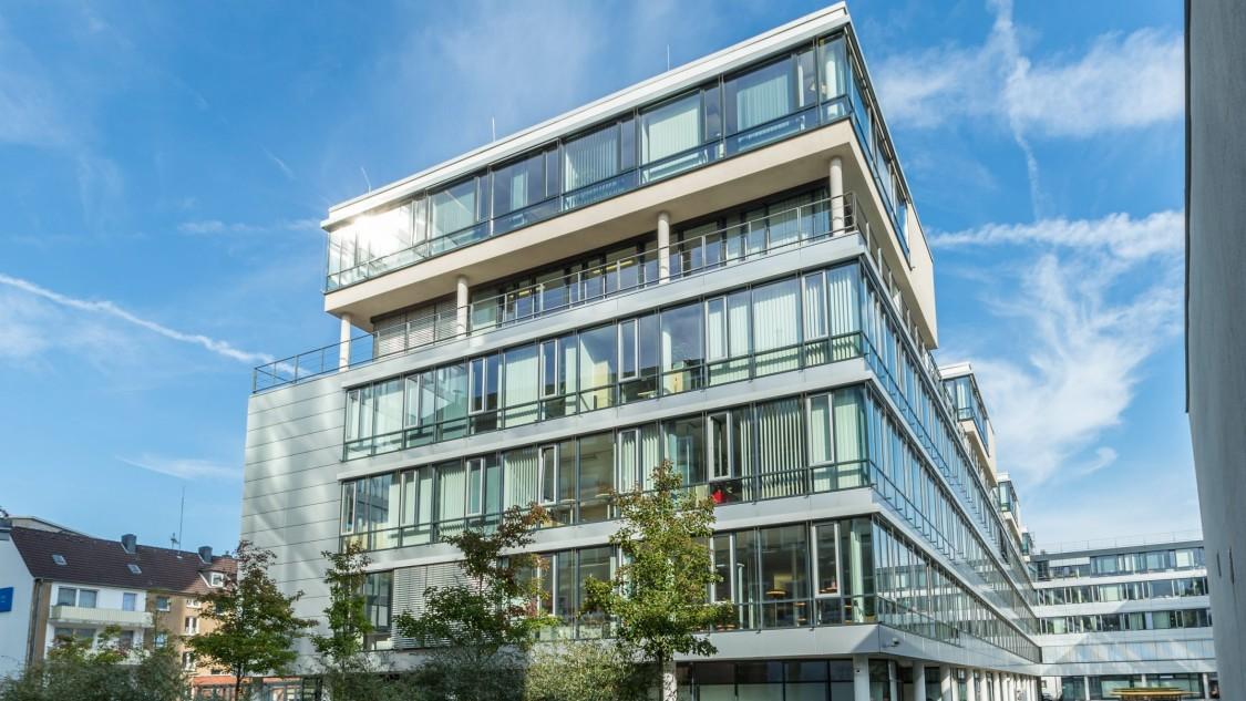 Siemens Niederlassung Ruhr, StandortDortmund