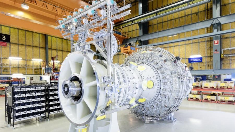 Siemens gana el primer pedido de turbinas de gas SGT-800 en China
