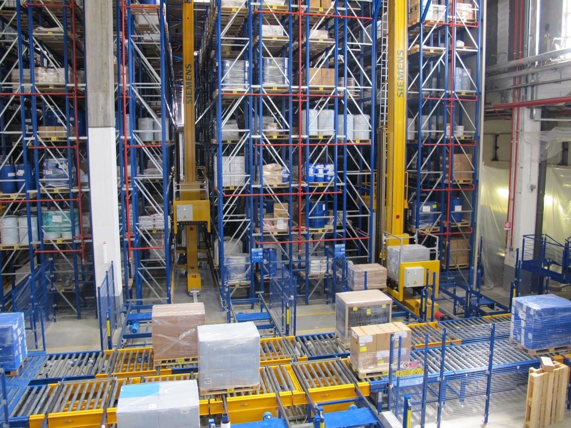 Приобрести оборудование Siemens со склада авторизованных партнеров