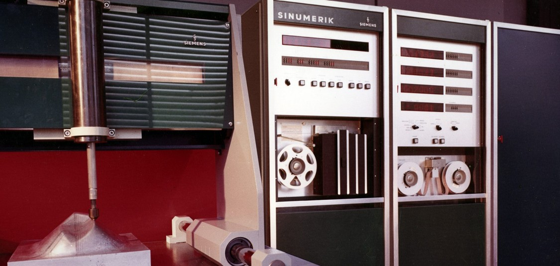 Sinumerik S, 1965
