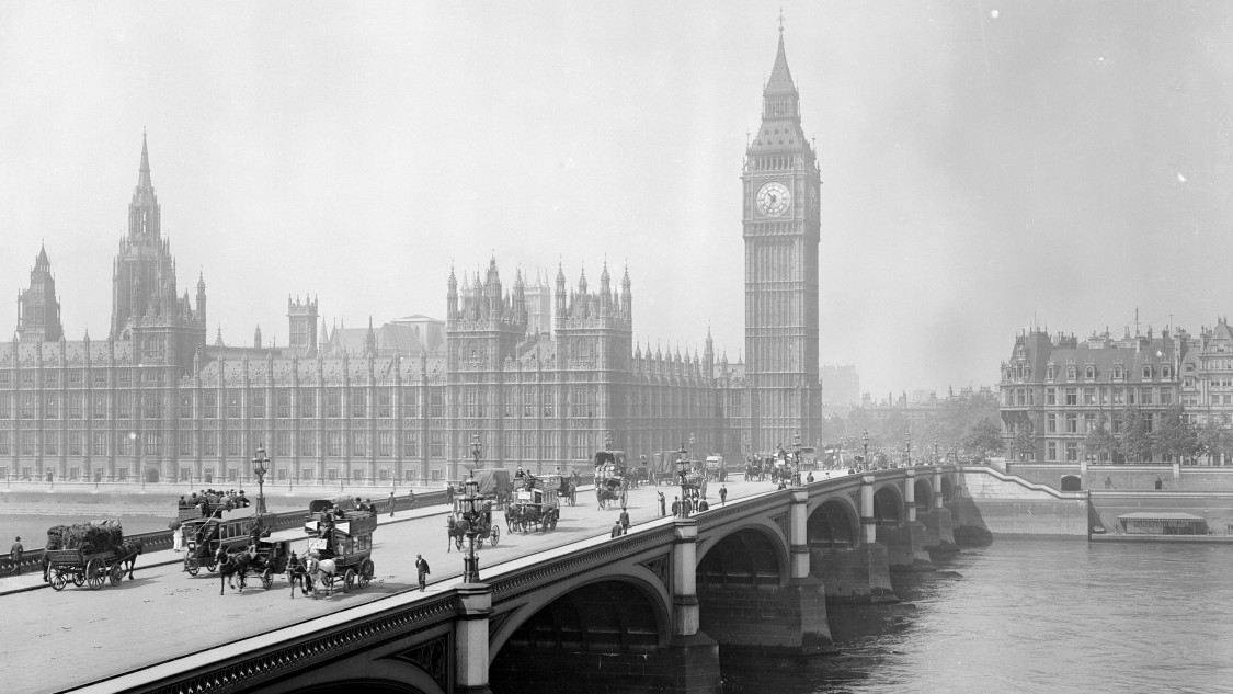 London, Westminster and Big Ben