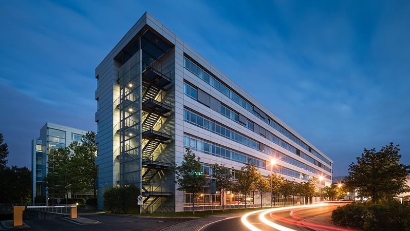 Siemens Niederlassung Dresden