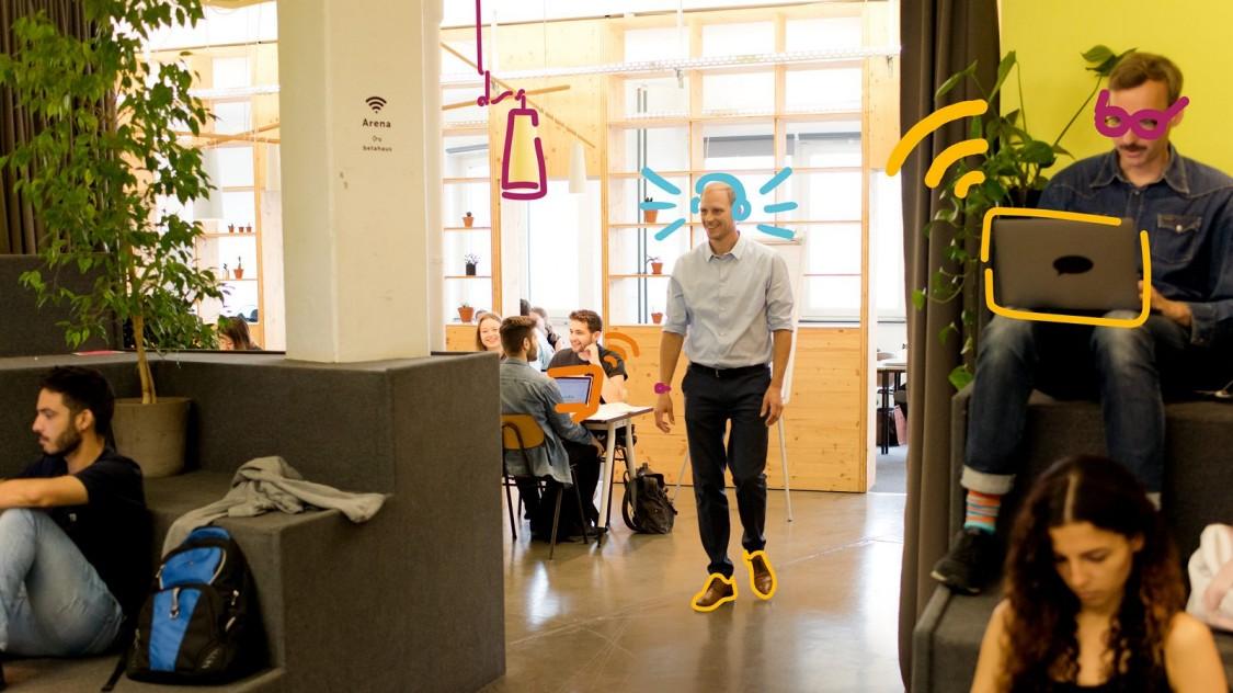 Arbeiten bei Siemens - Das Internet der Dinge: ein Spielplatz für alle