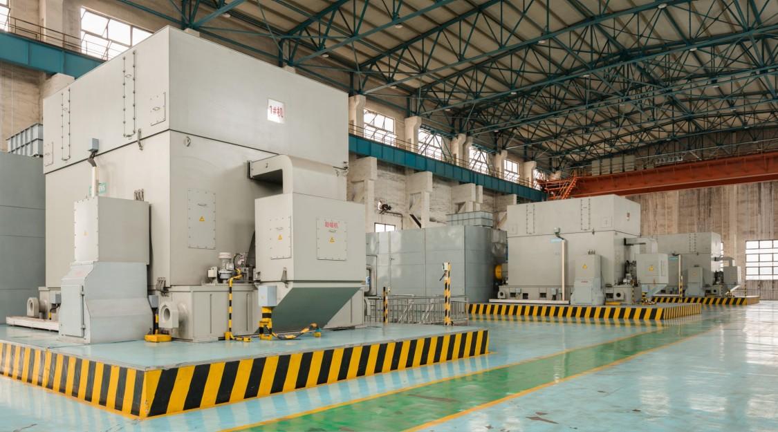 Shougang Jingtang Steel Plant