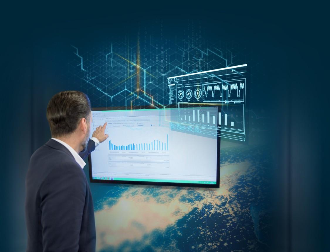 Cloudbasiertes Energiemonitoring im IoT