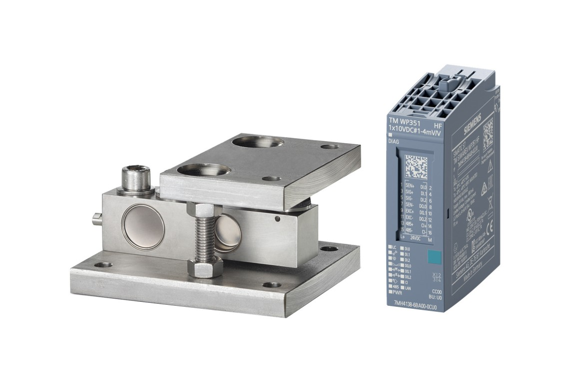 USA | Load Cell - process control system integration