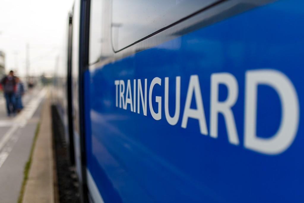 Lokomotywa Siemens Mobility - system Trainguard ETCS